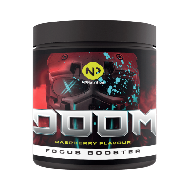 DOOM Pre-Workout Booster 300g